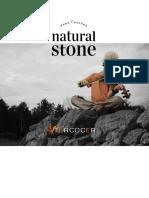 Tercocer SA - Catálogo Piedra
