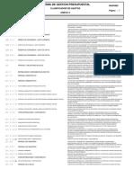 CLASIFICADOR DE GASTOS - 2017.pdf
