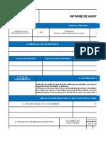 Registro de Auditorías Internas