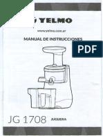 yelmo JG 1708