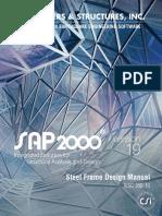 Steel Design - SAP 2000