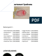 KELOMPOK 3 Compartement Syndrome.pptx