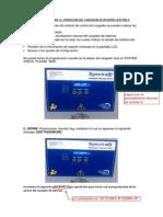 Manual de Opreacion Cargador de Baterias ALPHA