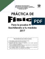 Practica Fisica Bachillerato a Tu Medida 01 2017