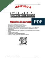 CAPITULO ANÁLISIS DE ESTADOS FINANCIEROS