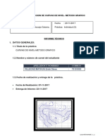 Informe Tecnico Curvas de Nivel Metodo Grafico