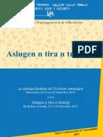 Aslugen n Tira n Tmaziɣt - HCA 2012 - PDF 81 Pages