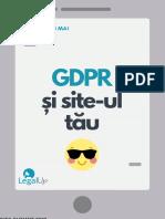 Ghid Gdpr Site