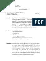 Tópicos 3 - Dinâmica Legislativa Municipal Rodrigo Luz