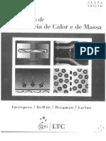Frank Incropera e David DeWitt - Fundamentos de Transferência de Calor e Massa 6 Ed (1)