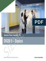 DIGSI 5 BasicCourse 2013