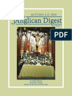 The Anglican Digest - Autumn 2018