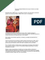 Filosofía Clásica y Presocráticos