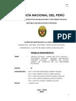 Monografia Mistica Policial