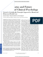 BAKER Clinical Psychology