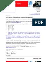 ILM Level 7 Certificate Enrolment September 2009