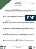 BALUARDS - Trombón 2
