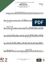 BALUARDS - Trombón 1
