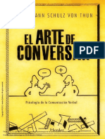 El Arte de Conversar Psicología de La Comunicación... ---- (Pg 1--1)