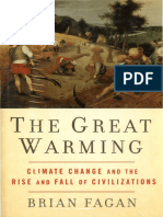 Fagan the Great Warming Climate Change