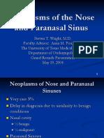 Nose Sinus CA Slides 040519