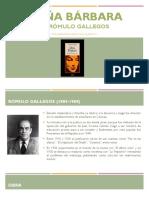 Doña Bárbara de Rómulo Gallegos - Lit Latinoamericana III.pptx