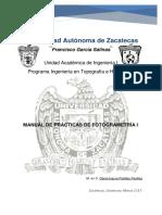 Formato Manual Practicas de Fotogrametria i