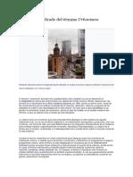 Origen y Significado Del Término Urbanismo