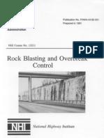 Blasting & Overbreak Control