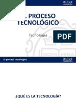 El Proceso Tecnologico 2º Eso Oxford