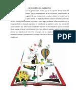 GÉNERO ÉPICO O NARRATIVO.doc