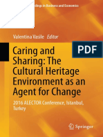 (Springer Proceedings in Business and Economics) Valentina Vasile-Caring and Sharing_ the Cultural Heritage Environment as an Agent for Change-Springer International Publishing (2019)