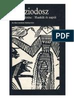 Hésziodosz - Istenek születése. Munkák és napok.pdf