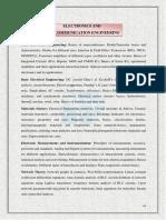 CGPDTM Syllabus