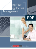 6527 Optimizing Your It Strategy for Risk Management June 28