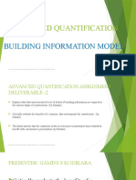 Bim Presentation for Advanced Quantification