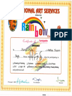 02. National Art Services Certificate