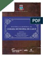 04 - MACÊDO, Muirakitan. A Câmara municipal da Vila