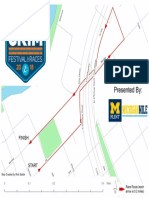 Crim Michigan Mile Map