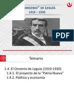 UPC_HE66_PPT2 EL ONCENIO DE LEGUÍA (v2017-2).pptx