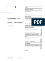 SICAM A8000 Series CP-8000to8022 User Manual