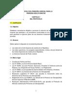 8 - Proyecto Protocolo Atención Preferente Persona Adulto Mayor 9 Agosto 2018