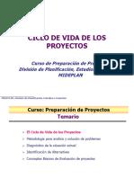 Ciclo de Vida de Los Proyectos-SUBDERE