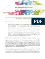 What is Impact Assessment OECDImpact