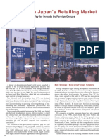 A New Era in Japan's Retailing Market