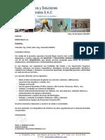 Carta Presentacion Molitalia s.a.