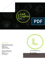 Catalogo Led Lights 2018