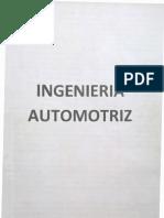 Ingenieria Automotriz UNT