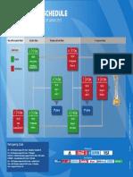FIFA World Cup Za Klubove 2015 - Raspored