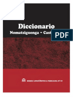 diccionarionomatsiguenga